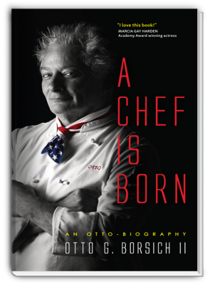 A Chef is Born Book Cover